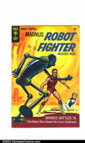 Silver Age (1956-1969):Superhero, Magnus Robot Fighter #28 (Gold Key, 1969). Condition: VF/NM....