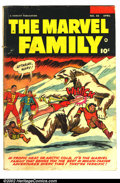 Golden Age (1938-1955):Superhero, The Marvel Family #82 (Fawcett, 1953). Condition: VG-....