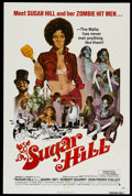 "Movie Posters:Blaxploitation, Sugar Hill (American International, 1974). One Sheet (27"" X 41""). Blaxploitation...."