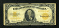 Large Size:Gold Certificates, Fr. 1173 $10 1922 Gold Certificate Good-Very Good....