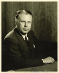Autographs:Inventors, Ernest Orlando Lawrence Inscribed and Signed Photograph...
