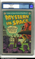Golden Age (1938-1955):Science Fiction, Mystery in Space #11 Bethlehem pedigree (DC, 1953) CGC VF+ 8.5Off-white pages. Carmine Infantino artwork. Overstreet 2002 V...