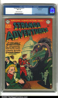 Golden Age (1938-1955):Science Fiction, Strange Adventures #11 Bethlehem pedigree (DC, 1951) CGC FN+ 6.5Cream to off-white pages. Anderson, Infantino and Kane art....