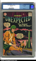 Golden Age (1938-1955):Science Fiction, Tales of the Unexpected #38 Big Apple pedigree (DC, 1959) CGC FN6.0 Light tan to off-white pages. Overstreet 2002 FN 6.0 va...