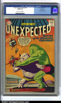 Silver Age (1956-1969):Horror, Tales of the Unexpected #40 Big Apple pedigree (DC, 1959) CGC VG/FN5.0 Light tan to off-white pages. Space Ranger begins. O...