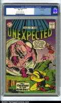 Golden Age (1938-1955):Science Fiction, Tales of the Unexpected #53 Big Apple pedigree (DC, 1960) CGC FN+5.5 Light tan to off-white pages. Overstreet 2002 FN 6.0 v...