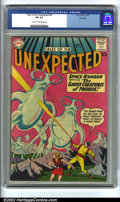Golden Age (1938-1955):Science Fiction, Tales of the Unexpected #55 Big Apple pedigree (DC, 1960) CGC FN6.0 Light tan to off-white pages. Overstreet 2002 FN 6.0 v...