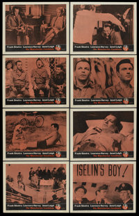 """The Manchurian Candidate (United Artists, 1962). Lobby Card Set of 8 (11"""" X 14""""). Thriller.... (Total: 8 Items..."""