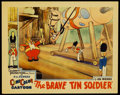 "Movie Posters:Animated, The Brave Tin Soldier (Celebrity Productions, 1934). Lobby Card(11"" X 14""). Animated...."