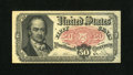 Fractional Currency:Fifth Issue, Fr. 1381 50c Fifth Issue New. A well margined Crawford note thathas good color and printing but which has been held back fr...