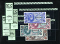 Military Payment Certificates:Series 651, Series 651 5¢ PCGS Gem New 66PPQ, 10¢ PCGS Gem New 66PPQ, 25¢ Gem New 66PPQ, 50¢ Gem New 65PPQ.. The fractional MPC for Seri...
