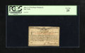 Colonial Notes:New York, New York March 5 ,1776 (Water Works) 4s PCGS Very Fine 25....