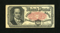 Fractional Currency:Fifth Issue, Fr. 1381 50c Fifth Issue Choice New. A well margined Crawford note that has crisp paper and some embossing still present....