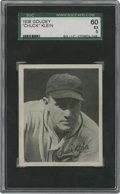 Baseball Cards:Singles (1930-1939), 1936 Goudey Chuck Klein SGC EX 60. Long-time Phillies star ChuckKlein made a huge splash from the time he joined the Phila...