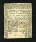 Colonial Notes:Connecticut, Connecticut June 7, 1776 2s/6d Uncancelled Extremely Fine. Thetechnical grade on this uncancelled Connecticut note is reall...