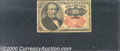 Fractional Currency: , 1874-1876, 25c Fifth Issue, Walker, Fr-1308, VG-Fine. Heavily f...