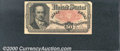 Fractional Currency: , 1874-1876, 50c Fifth Issue, Crawford, Fr-1381, XF. Light foldin...
