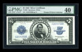 Large Size:Silver Certificates, Fr. 282 $5 1923 Silver Certificate PMG Extremely Fine 40....