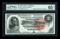 Large Size:Silver Certificates, Fr. 243 $2 1886 Silver Certificate PMG Gem Uncirculated 65 EPQ....