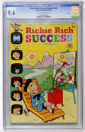 Bronze Age (1970-1979):Humor, Richie Rich Success Stories #46 File Copy (Harvey, 1972) CGC NM+9.6 Off-white to white pages....