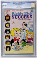 Bronze Age (1970-1979):Humor, Richie Rich Success Stories #52 File Copy (Harvey, 1973) CGC NM+9.6 Off-white to white pages....
