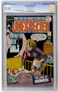 Bronze Age (1970-1979):Horror, Unexpected #132 (DC, 1972) CGC NM 9.4 Off-white pages....