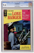 Silver Age (1956-1969):Western, Lone Ranger #9 File Copy (Gold Key, 1968) CGC NM+ 9.6 Off-white to white pages....