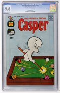 Bronze Age (1970-1979):Cartoon Character, Friendly Ghost Casper #142 File Copy (Harvey, 1970) CGC NM+ 9.6Off-white to white pages....