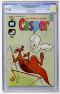 Bronze Age (1970-1979):Cartoon Character, Friendly Ghost Casper #151 File Copy (Harvey, 1971) CGC NM/MT 9.8Off-white to white pages....