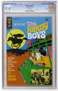 Bronze Age (1970-1979):Cartoon Character, Hardy Boys #3 File Copy (Gold Key, 1970) CGC NM 9.4 White pages....