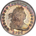 Early Dimes, 1796 10C MS67 ★ NGC....