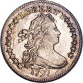 Early Dimes, 1797 10C 16 Stars MS62 NGC....