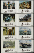 "Movie Posters:War, Apocalypse Now (United Artists, 1979). Lobby Card Set of 8 (11"" X14""). War.... (Total: 8 Items)"