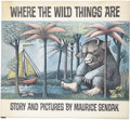 Books:Children's Books, Maurice Sendak. Where the Wild Things Are. [New York]:Harper & Row, Publishers, 1963....