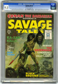 Magazines:Adventure, Savage Tales #1 (Marvel, 1971) CGC NM- 9.2 Off-white to white pages....