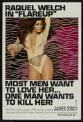 """Movie Posters:Crime, Flareup (MGM, 1970). One Sheet (27"""" X 41""""). Crime...."""