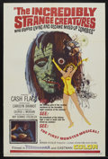 Movie Posters:Cult Classic, The Incredibly Strange Creatures Who Stopped Living and Became Mixed-Up Zombies!!? (Fairway International, 1967). One Sheet ...