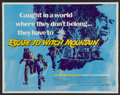 """Movie Posters:Fantasy, Escape to Witch Mountain Lot (Buena Vista, 1975). Half Sheets (3) (22"""" X 28""""). Fantasy.... (Total: 3 Items)"""