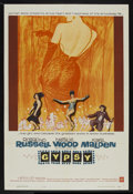 """Movie Posters:Musical, Gypsy (Warner Brothers, 1962). One Sheet (27"""" X 41""""). Musical...."""