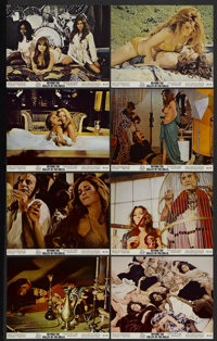 "Beyond the Valley of the Dolls (20th Century Fox, 1970). Color Still Set of 8 (8"" X 10""). Bad Girl.... (Total:..."