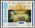 """Movie Posters:Action, Vanishing Point (20th Century Fox, 1971). Half Sheet (22"""" X 28"""").Action...."""