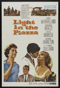 """Movie Posters:Romance, Light in the Piazza (MGM, 1961). One Sheet (27"""" X 41""""). Romance...."""