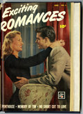 Golden Age (1938-1955):Romance, Exciting Romances #2 and 3 Bound Volume (Fawcett Publications, 1950) ....