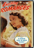 Golden Age (1938-1955):Romance, Exciting Romances #4 Bound Volume (Fawcett Publications, 1951) ....