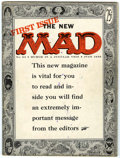 Magazines:Mad, Mad #24 (EC, 1955) Condition: VG....