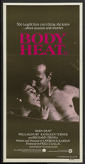 "Movie Posters:Film Noir, Body Heat (Warner Brothers, 1981). Australian Daybill (13"" X 30""). Film Noir...."