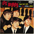 Music Memorabilia:Recordings, Beatles South American LP Group of Seven (1964-68). For the Beatlescompletist, the quest is never really done! The Fab Four... (Total:7 Items Item)