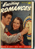 Golden Age (1938-1955):Romance, Exciting Romances #12 Bound Volume (Fawcett Publications, 1953)....