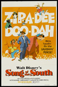 "Movie Posters:Animated, Song of the South (Buena Vista, R-1980). One Sheet (27"" X 41"").Animated...."