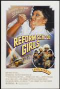 "Movie Posters:Bad Girl, Reform School Girls (New World, 1986). One Sheet (27"" X 41""). BadGirl...."